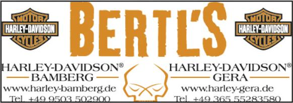 Bertl's Harley-Davidson